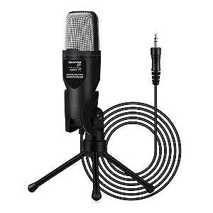 Microfone SOUNDVOICE Condensador Lite Soundcasting 650