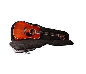 Bag  Gator para violão G-COM-DREAD c/ alças acolchoadas