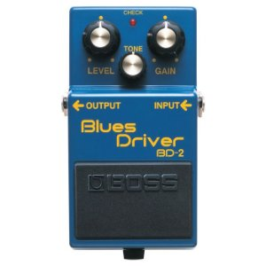 PEDAL BOSS GUITARRA BD-2