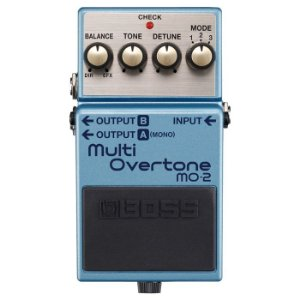 PEDAL BOSS GUITARRA MO-2