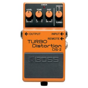 PEDAL BOSS GUITARRA DS-2 TURB DIST