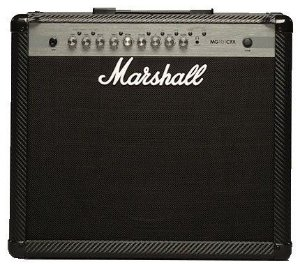 CUBO MARSHALL P/GUITARRA MG101CFX-B