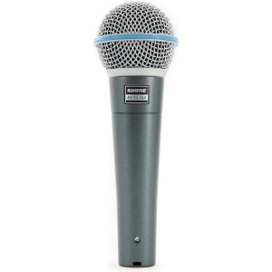 MICROFONE SHURE VOCAL BETA58A
