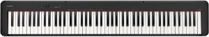 PIANO CASIO STAGE DIGITAL PRETO MODELO CDP-S100BKC2-BR