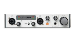 INTERFACE M-AUDIO USB 2 CANAIS M-TRACK