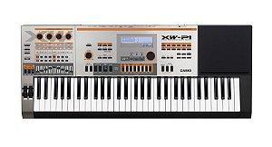 TECLADO CASIO DIGITAL MUSICAL SINTET XW-P1K2-BR