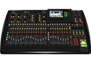 MESA DE SOM BEHRINGER X32 DIGITAL 32 CANAIS