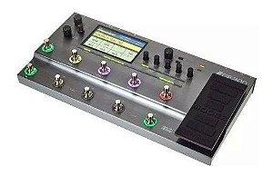 PEDALEIRA MOOER GE300 DE EFEITOS P/ GE 300 Display LED de alto brilho 108 modelações de amplificadores de alta qGUITARRA