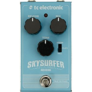 PEDAL SKYSURFER REVERB TC Nr Serie: S180806369CAY / S181200137CAY /