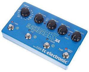 PEDAL TC FLASHBACK X4 Nr Serie: 2112702769 /