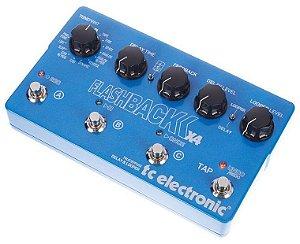 PEDAL TC FLASHBACK X4 - Nr Serie: 2112702508 /