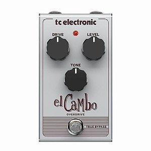 EL CAMBO OVERDRIVE - PEDAL PAR Nr Serie: S170702042CQ3 / S170702043CQ3 / S170702041CQ3 /