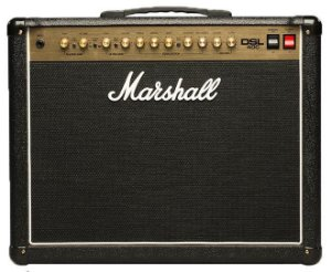 CUBO P/ GUITARRA MARSHALL DSL40CR-B