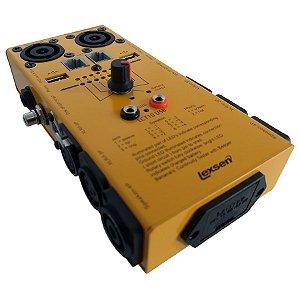 TESTADOR  DE CABOS LEXSEN LCT10 USB -Nr Serie: 319111617350 / 319111617428 / 319111617343 /