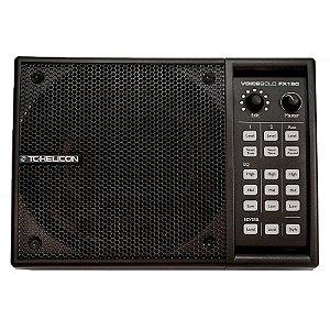 VOICESOLO FX150 -TC HELICON PROCESSADOR Nr Serie: 2114565810 /