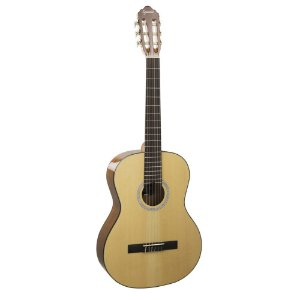 VIOLAO GIANNINI NAILON SPRUCE TOP COR NATURAL GN-17 SPC N -