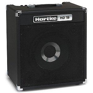 """CUBO HARTKE HD75 12"""" 75 WTS"""