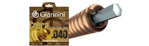 ENCORD. GIANNINI BAIXOLAO BRONZE FOSFOROZO 0.040/0.125(PHASE OUT)
