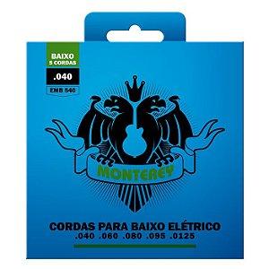 ENCORD.  MONTEREY CONTRABAIXO 5C 0.040 EMB540