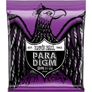 ENCORD. ERNIE BALL GUITARRA 011 POWER SLINKY PARADIGM 2020