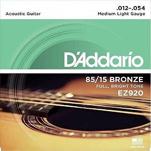 ENCORD. DADDARIO VIOLAO AC EZ920 012