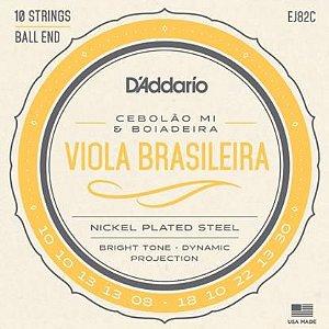 ENCORD. DADDARIO VIOLA BRASILEIRA EJ82C
