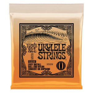 Encord. Ernie Ball P/ Ukulele Soprano Nylon Ball-end  P02329