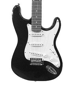 Guitarra Condor Stratocaster Rx 10 - Bk Preta
