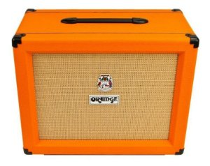 CAIXA ORANGE PPC112 COM 1 FALANTE 12 CELESTION VINTAGE 30