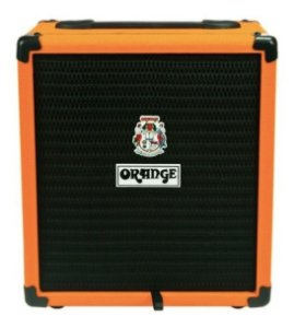 AMPLIFICADOR (CUBO) ORANGE CRUSH 25 P/CONTRA BAIXO 25W