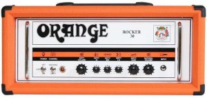CABEÇOTE ORANGE ROCKER 30 VALVULADO