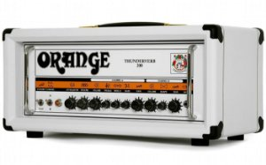 CABEÇOTE ORANGE THUNDERVERB 200 VALVULADO - WHITE BRANCO