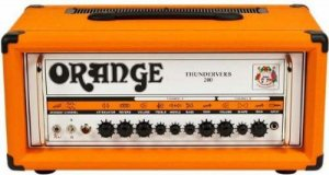 CABEÇOTE ORANGE THUNDERVERB 200 VALVULADO