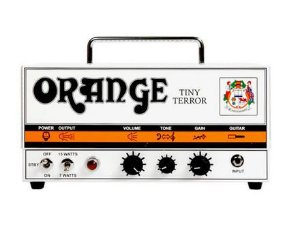 CABEÇOTE ORANGE TINY TERROR 15 WATTS VALVULADO
