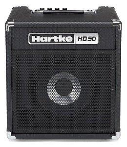 "AMPLIFICADOR (CUBO) HARTKE HD50 10"" 50 WTS"