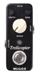 Pedal Para Guitarra Mooer  Trelicopter  Optical Tremolo