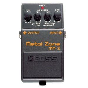 PEDAL BOSS GUITARRA MT-2