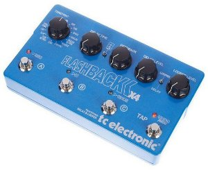 PEDAL TC ELECTRONIC FLASHBACK X4