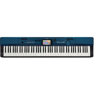 Piano Digital Casio Privia Px560 Azul c/ Fonte Pedal sutain