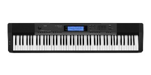 PIANO CASIO STAGE DIGITAL PRETO CDP 235