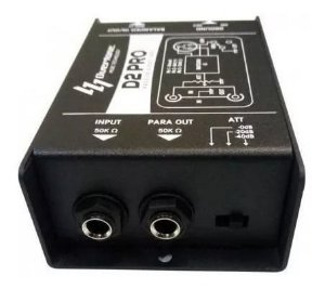 DIRECT BOX OVERTONE D2 PRO PASSIVO
