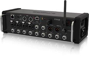 Mixer Digital Midas Mr12 12 Canais