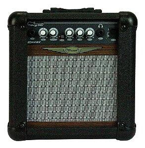 Amplificador (cubo) Oneal Guitarra Ocg 50 - Preto 20w