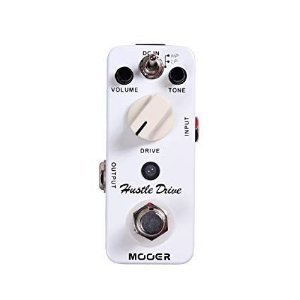 Pedal Mooer  Hustle Drive  Distortion  True Bypass