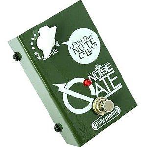Pedal Fuhrmann Noise Gate Para Guitarra True Bypass