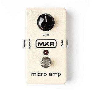 Pedal Mxr  M 133 Micro Amp Dunlop