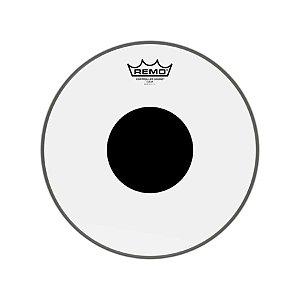 PELE 12 POL CONTROLLED SOUND REMO CS-0312-10 CIRCULO PRETO