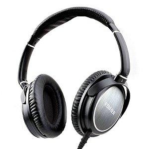 Fone Headphone Edifier H850 Preto Studio