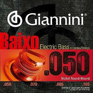 ENCORDOAMENTO P/ BAIXO GINNINI GEEBRSX 0.050 / 0.105