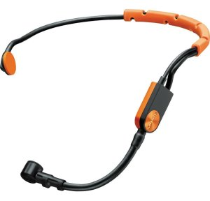 MICROFONE HEADSET SHURE SM31 TQG HEADSET Aplicações Fitness